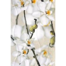 Энигма 3 тип 2 мелкий цветок 27,5х40 Настенная плитка