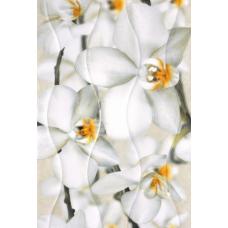 Энигма 3 тип 1 крупный цветок 27,5х40 Настенная плитка