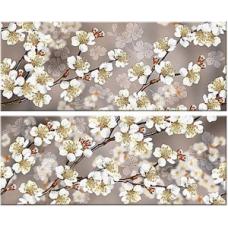 Amati Sakura комплект из 2 плиток -505x402 мм Панно