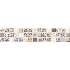 Vento Mocca Mosaic - 300x62 мм Бордюр