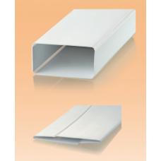 Канал плоский 5010-1 (1м, 55*110) самоскладывающийся НЗ