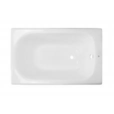Ванна  чугунная GOLDMEN 1200*700*400 мм Classic