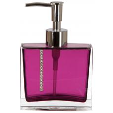 """Дозатор д/жидкого мыла """"ROMA""""фиолетовый, D-14720"""
