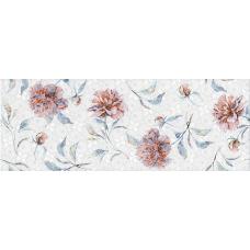 Ковентри Цветы (15004) 15х40 Настенная плитка