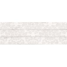 Шебби Шик белый (1064-0027/1064-0097) 20х60 Настенная плитка