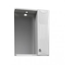 """Зеркало """"КОТКА"""" 60 см,белое"""
