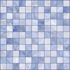 Орнелла синий мозаика 5032-0202 30х30 Напольная плитка