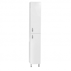 "Шкаф-колонна ""АФИНА"" ,с двумя дверьми"