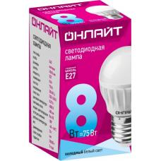 Лампа онлайт 71 627  8 вт