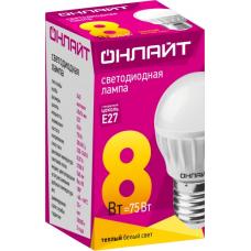 Лампа онлайт 71 626  8 вт
