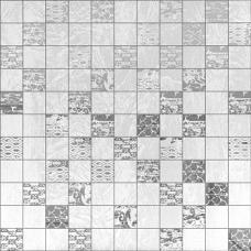Mosaic Vesta Silver DW7MSV00 (Glent) 305х305 Декор