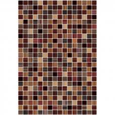 Гламур 3Т коричневый 27,5х40 Настенная плитка НЗ