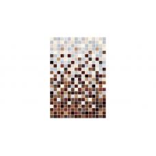 Гламур 3С микс 27,5х40 (коричневый половинка) Настенная плитка НЗ