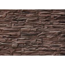 BERG Скалистый берег, Коньячный,  плитка,  бетон, 192*99*до 30 мм 160118 в уп.(0,46кв/м)   НЗ