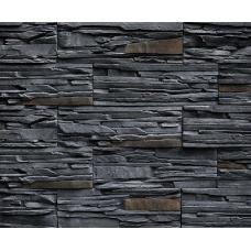 BERG Горный Пик, чёрный пепел, плитка, бетон, 299*100*16-18 мм 161919 в уп.(0,72кв/м)   НЗ
