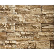 BERG Каменный утес, карамельный, плитка, бетон, 194/290/396*9 мм 160234 в уп.(0,46кв/м)   НЗ