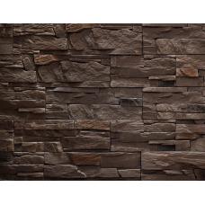 BERG Каменный утес, шоколад, плитка, бетон, 194/290/396*98*90* до 25 мм 160209 в уп.(0,46кв/м)   НЗ