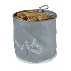 Набор прищепок в сумке (20шт) Tatkraft     16484