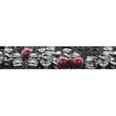 "Интерьерная панель АБС ""Гурман"" №30 Вишня в воде (3000х600х1,5мм) глянец"