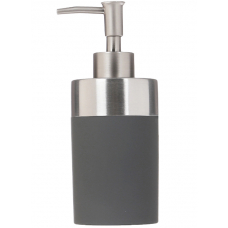 Дозатор д/жидкого мыла  AXENTIA,Lena (антрацит)    122372