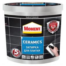 Затирка Moment Ceramics 1кг Темно-коричневый
