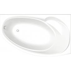 Ванна акрил. ФЛОРИДА (углов.) прав.1,6х0,88х0,5 компл.