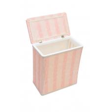 Корзина д/белья П  RIMINI pink   2390/19