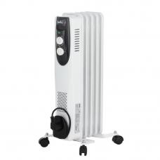 Масляный радиатор BALLU BOH/CL-05WRN 1000, 5секций