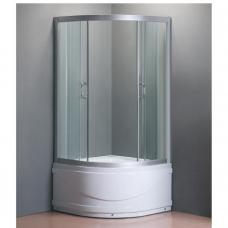 Душевой угол ZILI DO Палеса ZS-7210  900*900*1950 мм (высокий поддон) КНР,