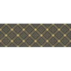 Royal черный ad\f483\60045  20*60 Декор