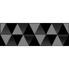Sigma Perla черный 463  20*60 Декор