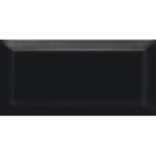 Бланше черный грань 9,9*20 19041 Настенная плитка