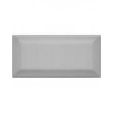 Клемансо серый темный грань 16054 7,4*15  Настенная плитка