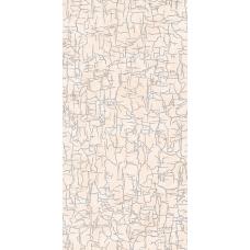 Панель ПВХ Краколет серебрянный (2700х250мм)  0113/1 Starline+