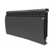 """Радиатор биметалл """" ROYAL THERMO BiLiner """"500/12 BM 500/80-12 Noir Sable (черные)"""