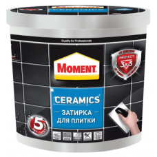 Затирка Moment Ceramics 1кг Карамель
