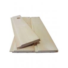 Вагонка липа 1,9м 0,96см*88см сорт А (1,14кг/шт)