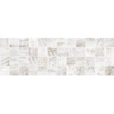 Sweep мозаичный  белый мм60114  20*60 Декор
