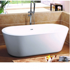Ванна акрил. ZILIDO ZS-9006  1,7х0,8х0,58 компл.