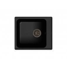 Мойка комп.Granfest QUARZ 17 GF-Z 420*480 Черный