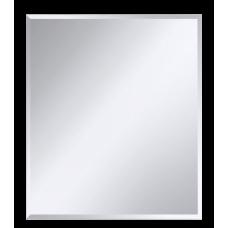 "Зеркало ""Соната 60 1д  "", белый глянец"