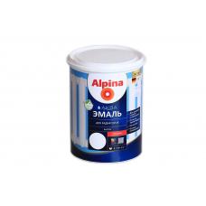 Эмаль акриловая Alpina Аква эмаль для радиаторов колеруемая 0,9 л