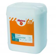 Грунтовка для наружних и внутренних работ Alpina Expert Grund-Konzentrat/Грунт-концентрат 2,5