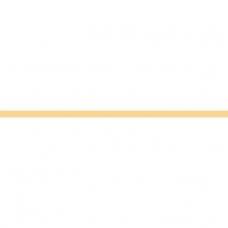 метал. золото глянцевое 3*75 бордюр (Adelaida)