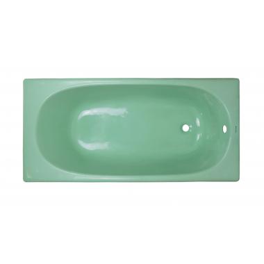 Ванна  чугунная MBTZ 1,5х0,7х0,42 м LG (свет.-зелен.) (КНР)