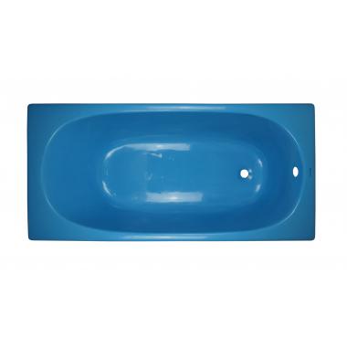 Ванна  чугунная MBTZ 1,5х0,7х0,42 м SB (небесн..-голуб.) (КНР)