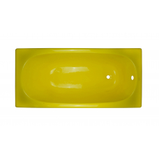 Ванна  чугунная MBTZ 1,5х0,7х0,42 м LE (лимонн.-желтый)  (КНР)