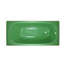 Ванна  чугунная MBTZ 1,5х0,7х0,42 м EG (природн.-зелен.)  (КНР)