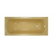 Ванна стальная (мелба-желт.) ЭСТАП 1,7 м с подст. (Словакия)