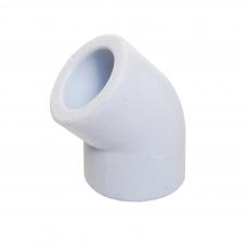 Угольник PPRC  20 х 45 (ПП тип 3) 1/100/400 шт ( Pro Aqua )